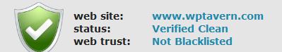 Sucuri Security Scan For WPTavern.com