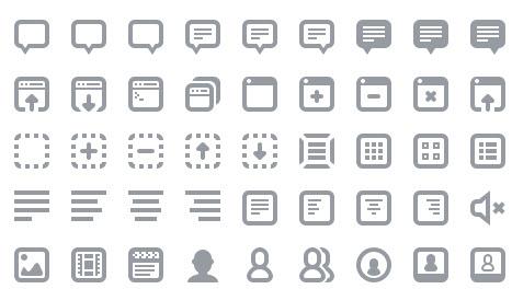 Batch Icon Set