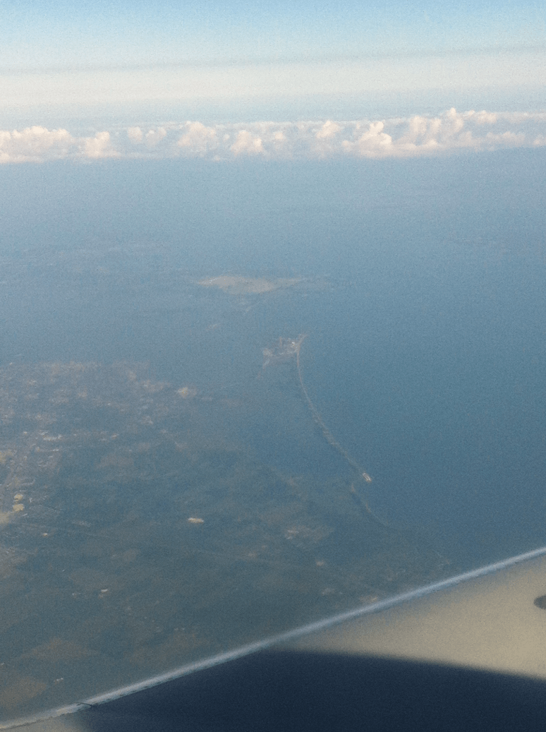 CedarPoint From The Sky