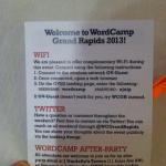 WCGR Badge 2
