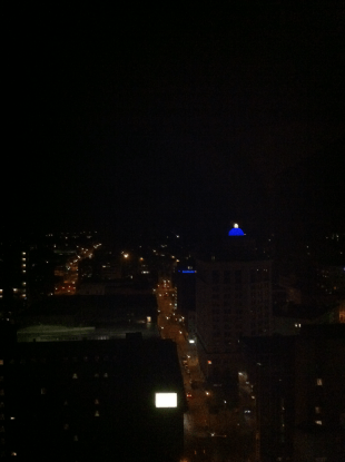 Grand Rapids Night Shot 2