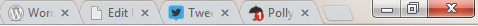 Example favicon notification
