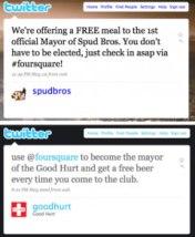 Foursquare Perks