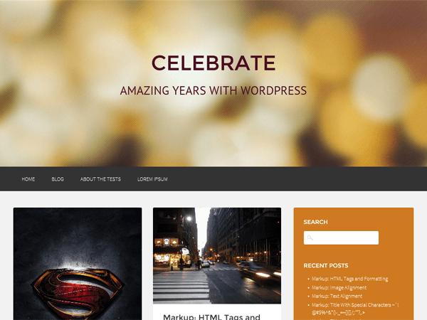 22 beautiful free wordpress themes from 2013 – wordpress tavern.
