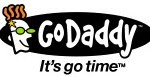 GoDaddy Small Logo