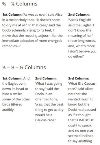 WP Editor Columns