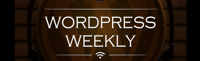 WordPress Weekly Featured Image