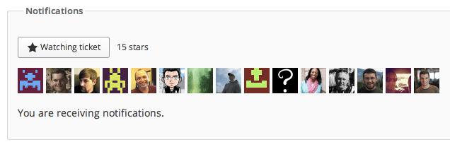 WordPress Adds Per-Ticket Notifications to Trac
