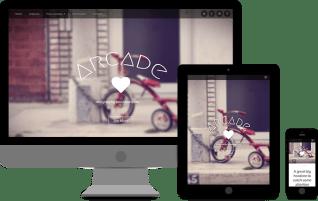 arcade-responsive