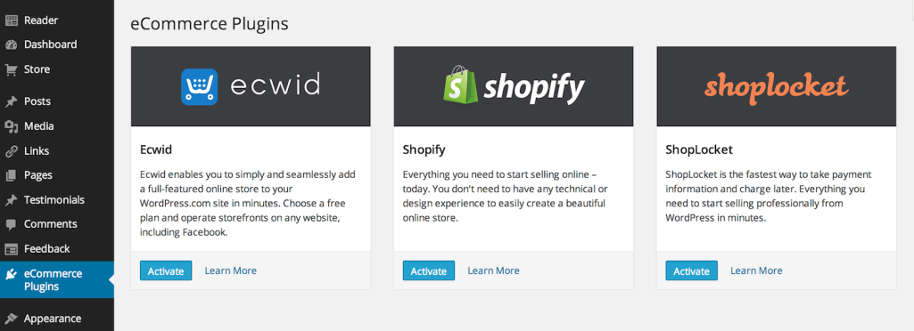 WordPress.com Partners With Hosted E-Commerce Solutions to Launch Online Stores