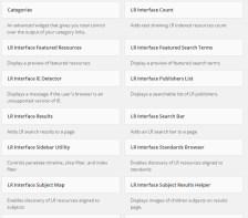 lr-widgets
