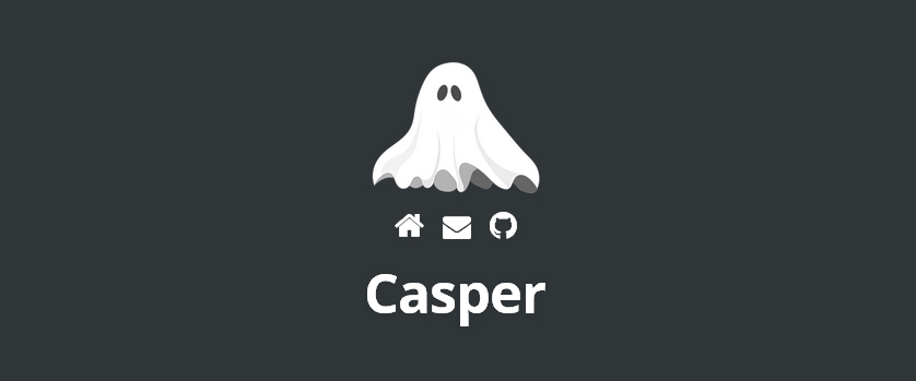 Casper: A Free Ghost-Style WordPress Theme Based on Underscores