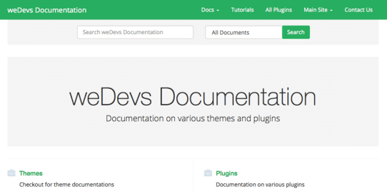weDocs-feature