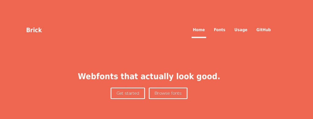 How to Use Open Source Brick Fonts With WordPress