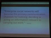 Famous Gartner Quote On Social Networks
