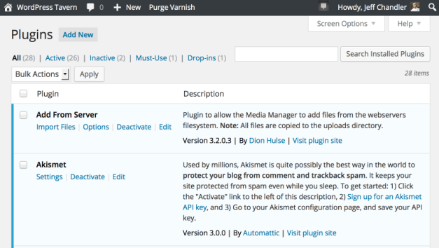 Users Mistakenly Use The Search Box To Search The Plugin Directory