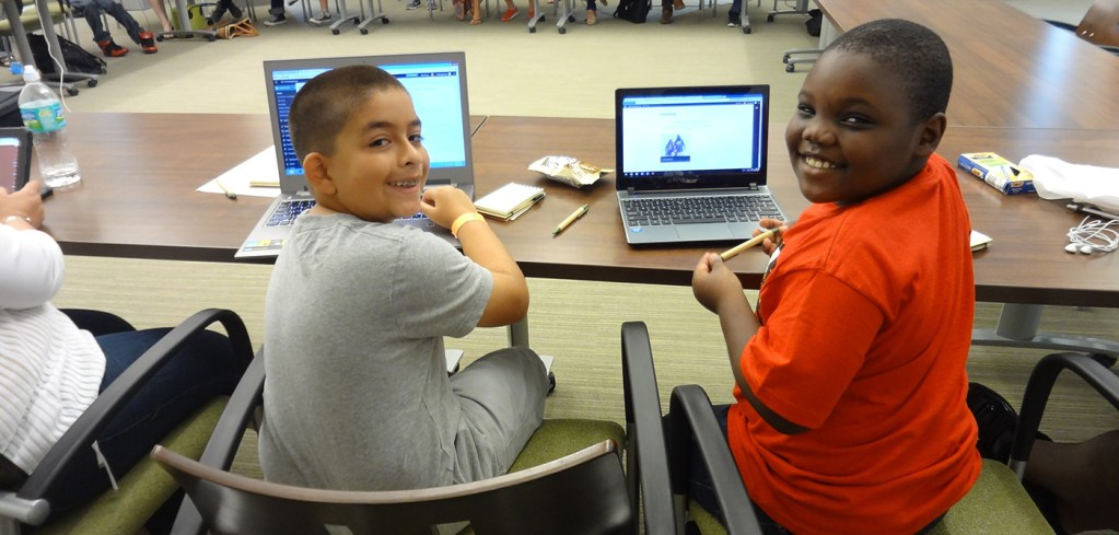 WordCamp Miami Kids' Workshop Launches the Next Generation of Bloggers