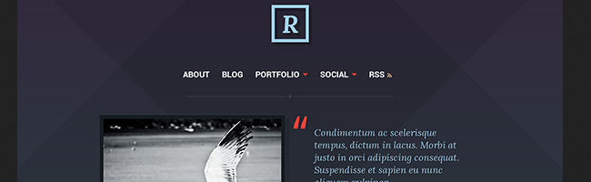 Ravel By ThemeHybrid Is A Modern WordPress Theme Designed By Tung Do