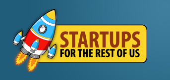 The Logo For The Startups For The Rest Of Us Podcast