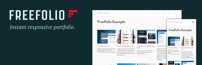Freefolio: A Free Responsive Portfolio Plugin for WordPress