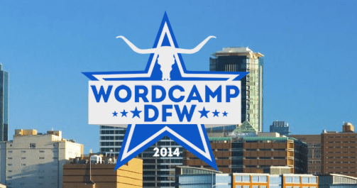 WordCamp Dallas 2014 Header