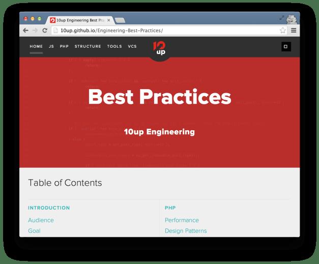 10up-best-practices