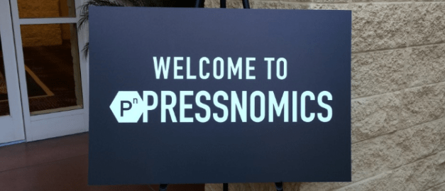 PressNomics Introduction