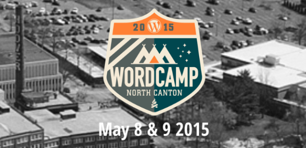 WordCamp North Canton 2015 Featured Image