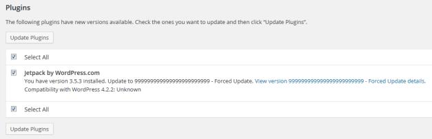 Updating to Jetpack Beta