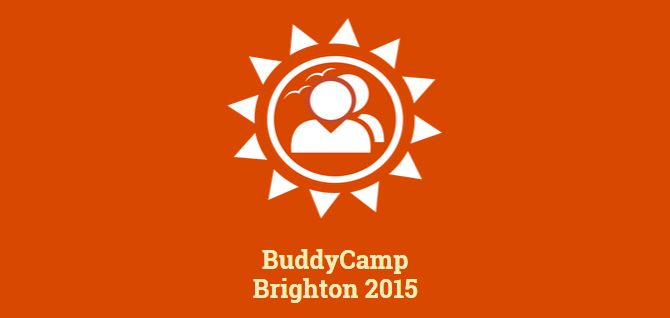 Brighton, UK to Host Europe's First BuddyCamp