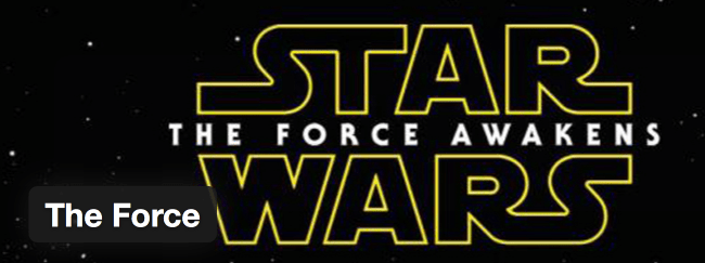 The Force Featured Image
