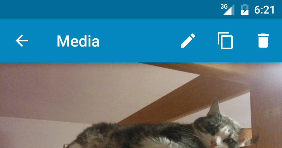 WordPress for Android 4.9 Adds Fingerprint Scanner, Improves Media Library