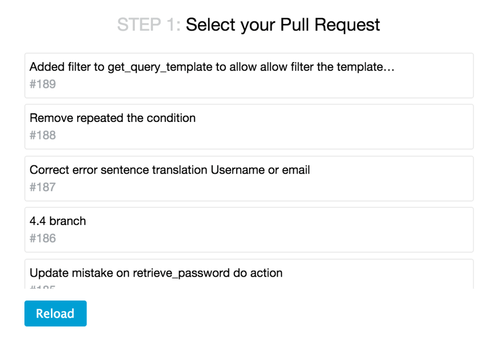 github-to-patch-step-1