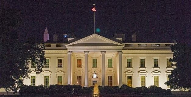 photo credit: The White House Washington DC - (license)