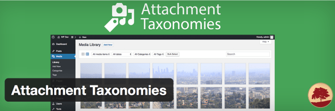 Attachment Taxonomies Featured Image