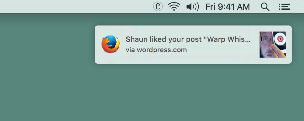 WordPress.com Launches Browser Notifications