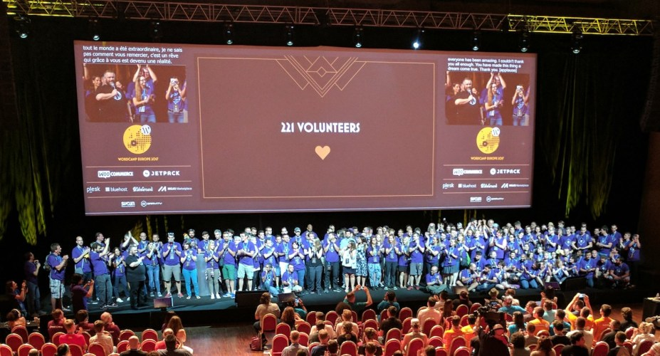 WordCamp Europe 2017 Draws 1900 Attendees from 79 Countries