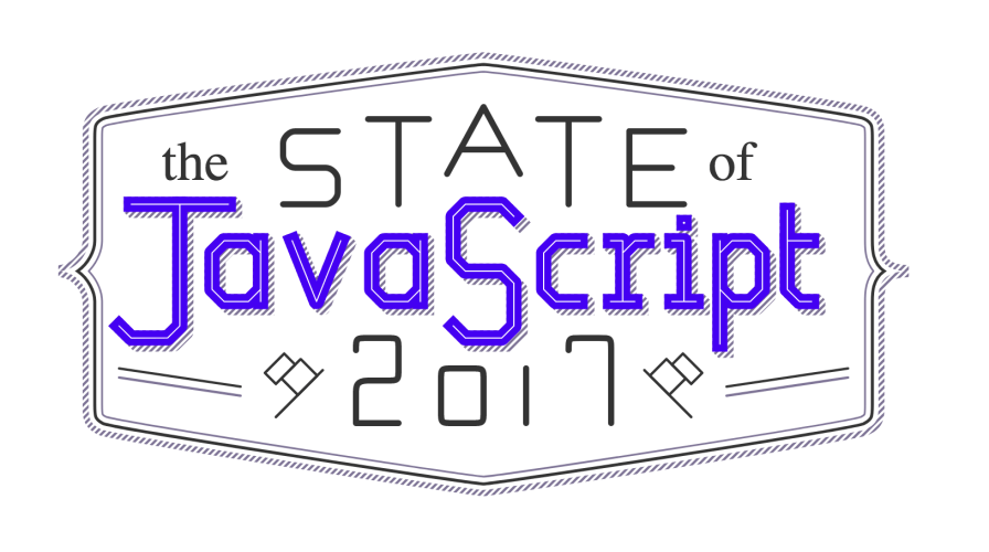 The State of JavaScript 2017 Survey is Now Open
