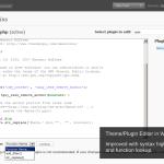 CodePress Syntax Highlighter in WordPress 2.8