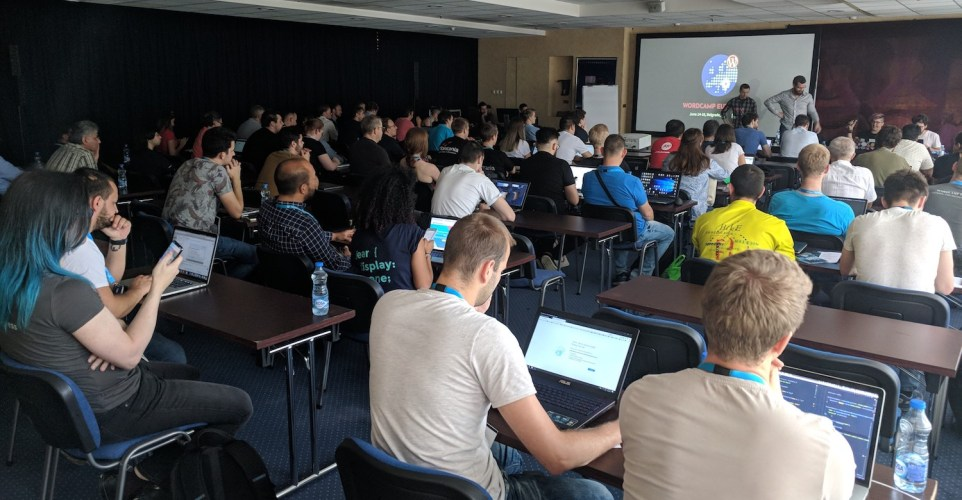 Gutenberg Team Panel Talks Release Timeline, Theme Building, and Customization at WCEU