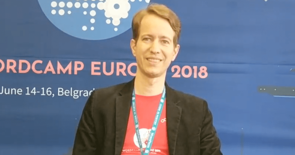 Meet Bernhard Kau, Local Lead Organizer of WordCamp Europe 2019 in Berlin