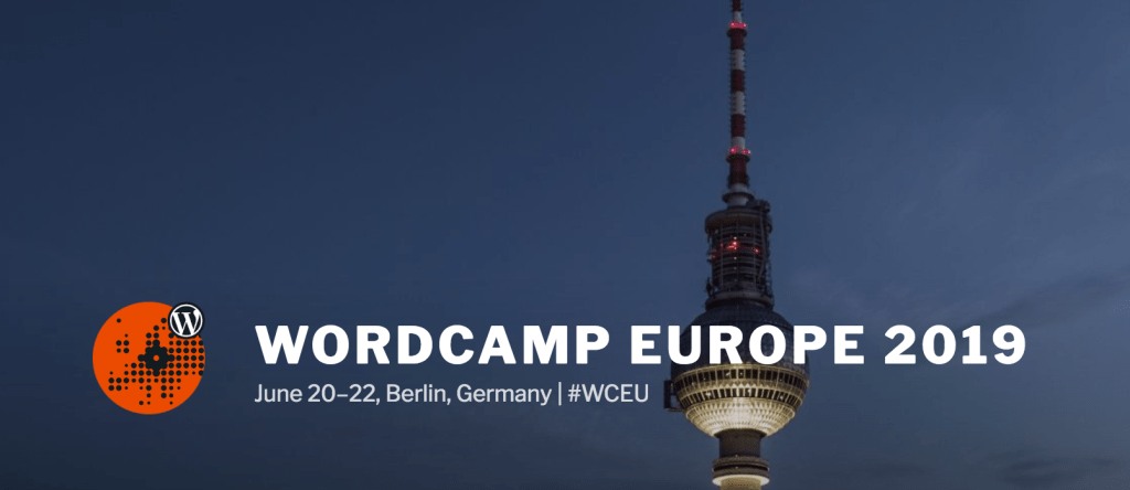 First Wave of WordCamp Europe 2019 Tickets Sells Out in 3 Hours
