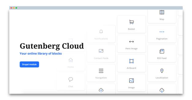 gutenberg-cloud Gutenberg Cloud: A Cross-Platform Community Library for Custom Gutenberg Blocks design tips