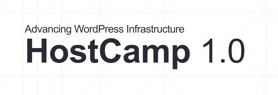 HostCamp: An Unconference For Advancing the WordPress Infrastructure