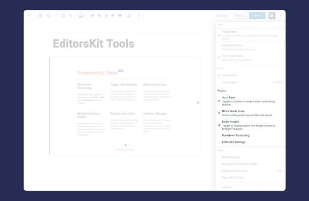 67519529_10217025088132458_9173961289972580352_o EditorsKit 1.9 Introduces Block Styles, Utility Classes, and Full Height Editor Screen design tips  News|editorskit