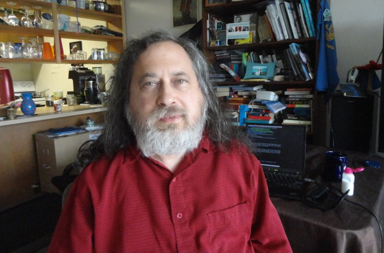 GPL Author Richard Stallman Resigns from Free Software Foundation