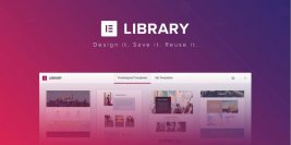 Elementor Library Featured