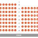 McGinn Cazale Theatre Seating Chart