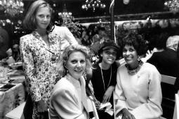 Blythe Danner, Gwyneth Paltrow, Faye Wattleton, & Felicia Gordon (1991)