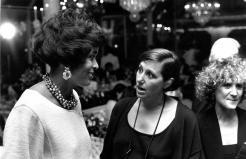 Faye Wattleton and Donna Karan_Women of Achievement Awards 1991-1